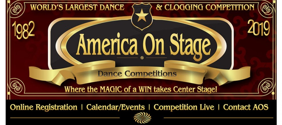 Events: America On Stage Clogging And Power Tap Dance