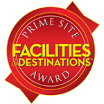 Facilities and Destinations Magazine Prime Site Award Logo